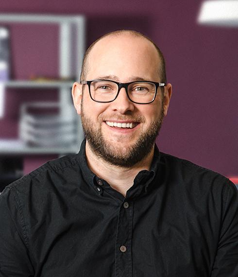 Marc Zuberbühler: Typografischer Gestalter / UX-Designer